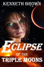 Eclipse of the Triple Moons