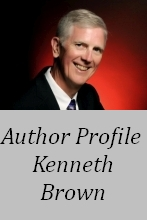 Author Profile Kenneth Brown